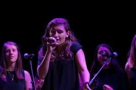 Acapella, Acapellapalooza, Colonials Weekend, Lisner Auditorium, preformance