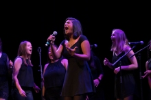 Acapella, Acapellapalooza, Colonials Weekend, Lisner Auditorium, preformance